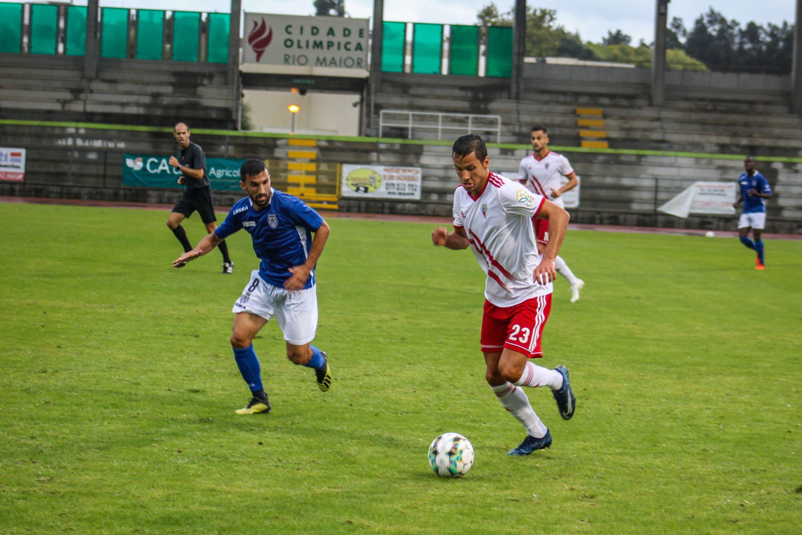 UD Vilafranquense – Feirense